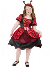 Childs Lady Bug Costume